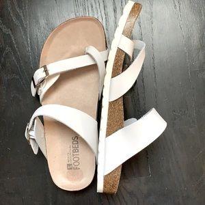 White Mountain Sandals NWOB
